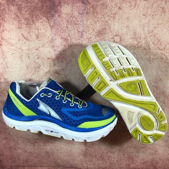 Altra Shoes Altra Paradigm Mens Zero Drop Running Shoes S6 Poshmark